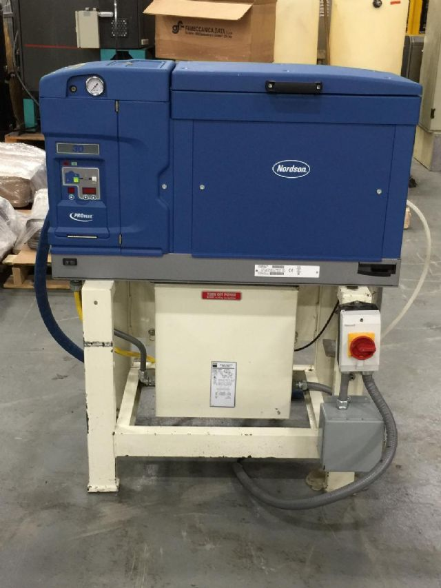 Nordson ProBlue 30 Hot Melt Adhesive Applicator Sy