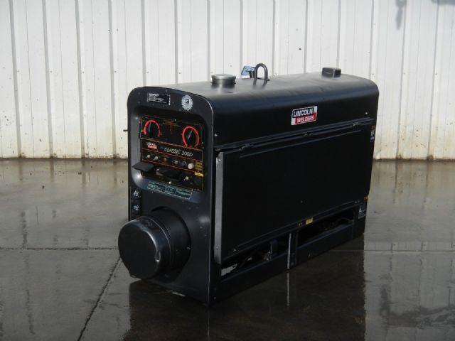 2008 Lincoln Classic 300D welder