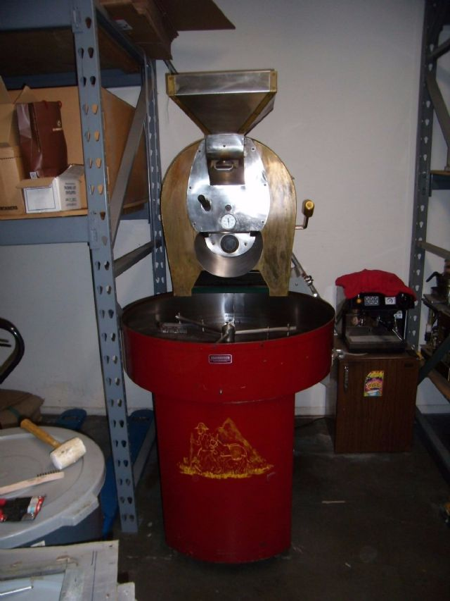 Diedrich IR-12 Coffee Roaster
